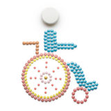 disabled στοκ φωτογραφία με δικαίωμα ελεύθερης χρήσης