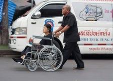 disabled fotografia stock libera da diritti