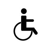 Disabled Handicap Icon Stock Images