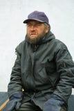 disabled homeless tramp Стоковые Фото