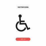 Disabled  icon Stock Images