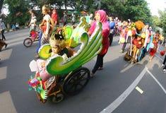 Disabled parade Stock Photos