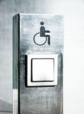Disabled sign Royalty Free Stock Photos