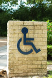 Disabled symbol Stock Photos