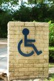 Disabled symbol Stock Photos
