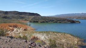 Disaccordo del fiume Colorado Arizona Nevada Fotografia Stock