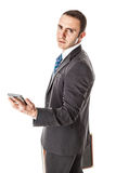 Disappointed businessman Royalty Free Stock Photography