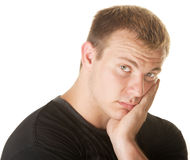 Disappointed Man Stock Image