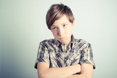 Disappointment Royalty Free Stock Photography