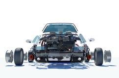 Disassembled car. Stock Photos