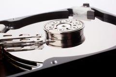 Disassembled hard drive Royalty Free Stock Photo