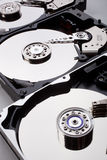 Disassembled hard drive Royalty Free Stock Image