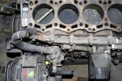 Disassemblierter Motor Stockbilder