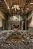 Disaster damaged Stock Photo