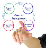 Disaster Management Stock Image