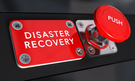 Disaster Recovery Plan, DRP Royalty Free Stock Photo