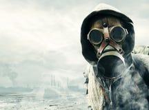 Disastro ambientale fotografie stock libere da diritti