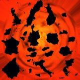 Disbanding europe Royalty Free Stock Photography