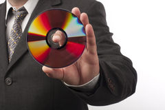 Disc Royalty Free Stock Photos