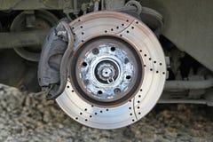 Disc brake Royalty Free Stock Image
