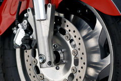Disc Brake Royalty Free Stock Photography