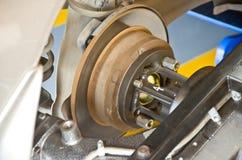 Disc brake Stock Image