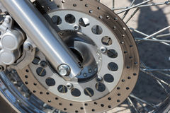Disc brake Stock Images