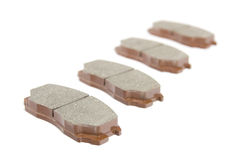 Disc brake pads Stock Photos