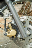 Disc brake part Stock Photography