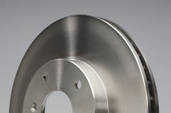 Disc Brake Rotor. Brand new disc brake rotor Royalty Free Stock Images