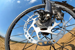 Disc brakes Royalty Free Stock Photo