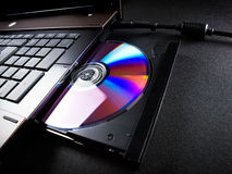 Disc drive Stock Photos