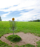 Disc golf Royalty Free Stock Images