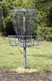 Disc Golf Basket Stock Images