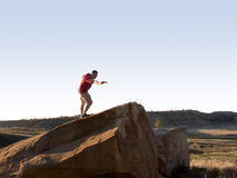 Disc Golf - FOLF Royalty Free Stock Image