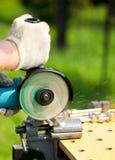 Disc grinder Stock Images