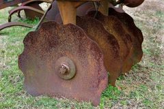 Disc Harrow 3 Stock Images