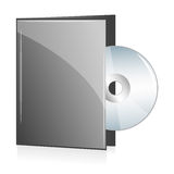 Disc In Cover Stock Image