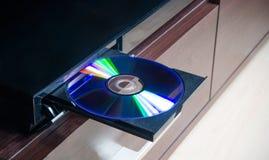DVD or CD player Stock Photos