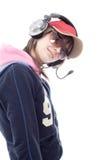 Disc jockey Stock Photo