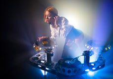 Disc jockey Stock Photos