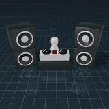 Disc jockey Royalty Free Stock Image