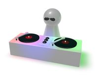 Disc jockey Royalty Free Stock Photos