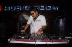 Disc jockey Stock Photography
