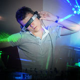 Disc Jockey Royalty Free Stock Images