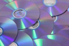 Disc media Stock Image