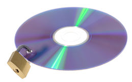 Disc security Stock Photo