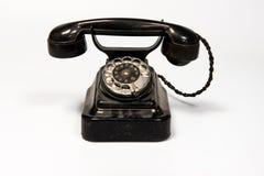 Discador do telefone imagem de stock