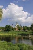 discalced klosterbeställning för carmelites Royaltyfria Bilder