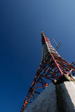 Discard of electronic tower Stock Photography